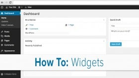 Introduction to Widgets